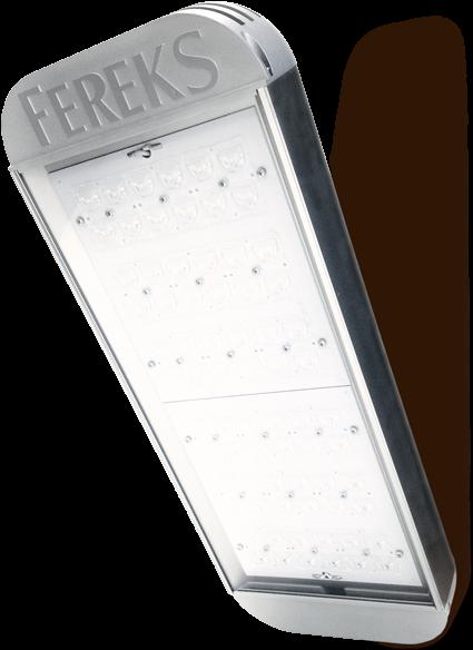 Уличный светодиодный светильник ДКУ 07-78-850-Д120 78 Вт