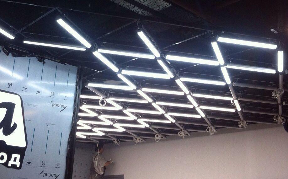 Светодиодный светильник ДСБ 01-14-50-Д