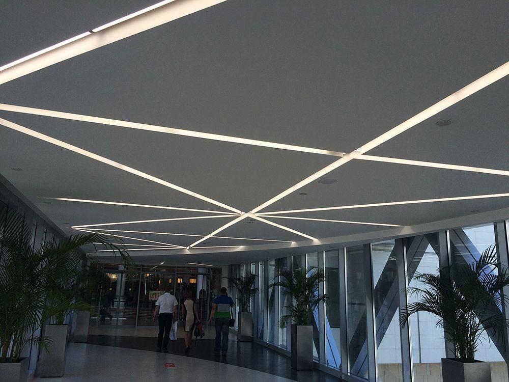 Светодиодный светильник ДСБ 01-40-50-Д